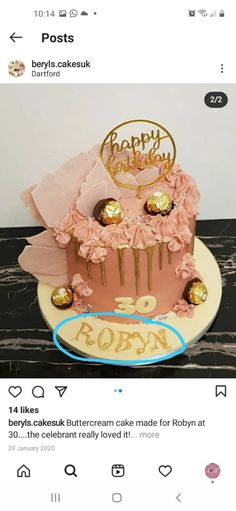 Baby Development By Week, Birthday Cake, Desserts, Food, Tailgate Desserts, Deserts, Birthday Cakes, Essen, Postres