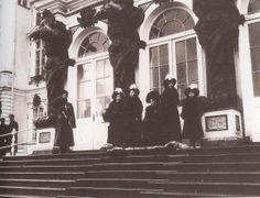 Alexandra and OTMA at Catherine Palace