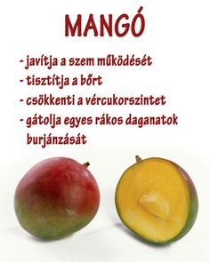 Mangóval a cukorbetegség és rák ellen? | Socialhealth Health And Wellness, Health Tips, Health Fitness, Fruit Benefits, Health Benefits, Smoothie Fruit, Forever Living Products, Keeping Healthy, Health Eating