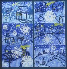 Image result for Zima a Vánoce, tvoření s dětmi