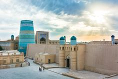 Planning travel to Uzbekistan? Here's a two week Uzbekistan itinerary to help you out, including tips on top sights, accommodation, and transportation. I Want To Travel, Silk Road, Central Asia, Future Travel, Travelogue, Trip Planning, Places Ive Been, Tourism, Places To Visit