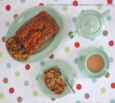 Earl grey tea loaf
