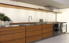 DESIGN LINEAR CUSTOM SOLID WOOD KITCHEN ONLY-ONE   RIVA 1920
