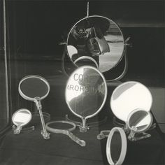 Vivian Maier · Self Portraits with Mirrors   Self-timer · 1955 · New York