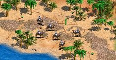 Age of Empires II is so old it was released in the century. And 15 years into the it's getting a new expansion. Total War Shogun 2, Real Time Strategy, Age Of Empires, Old Games, The Expanse, Game Art, Hd Wallpaper, Samurai, Fantasy