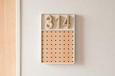 介護付有料老人ホーム あべやま : UMA / design farm Wayfinding Signage, Sign Design, Room Interior, Signs, Medical Center, Graphics, Logo, Architecture, Arquitetura