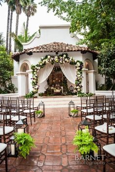 We Love This Outdoor Wedding Venue In Los Angeles