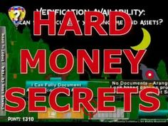 http://www.lendinguniverse.com/BorrowersHardMoneyLoans.asp    finds a list of hard money lenders In Pasadena California.  http://www.hardmoneyloop.com Private real estate investors database provided   by compare hundreds hard money mortgage loans commercial residential and vacant land. To improve the quality of your property get fantastic landsc...