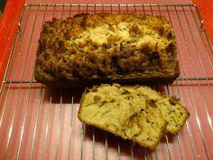 Porky floss butter cake
