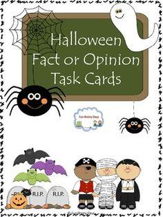 halloween facts sheet
