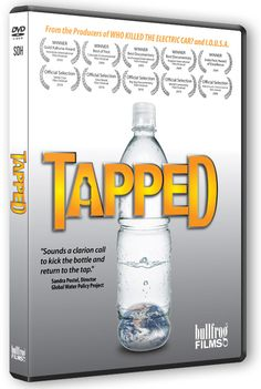 Amazing documentary that talks about the bottled water industry. The lies, the secrets, the health risk and problems and the fight. This is a must see for all off us .