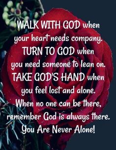 God cares for you and hears your prayers. Listen for His answers in His Word, and through others that are listening for His still small voice. When You Feel Lost, How Are You Feeling, Quotes About God, Wise Quotes, Qoutes, Religious Quotes, Spiritual Quotes, Our Father In Heaven, Heavenly Father