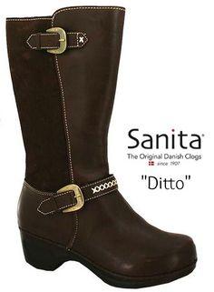 Sanita Ditto Clog Boot