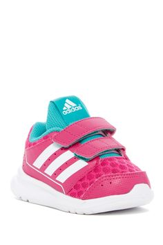 The most adorable adidas LK Sport Sneakers for baby!