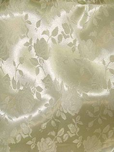 Ivory Eversong Brocade Fabric - Bridal Fabric by the Yard