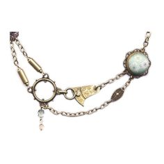 Monkeyshines » Steampunk ❤ liked on Polyvore featuring jewelry and belts