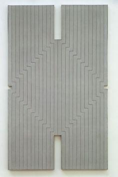 Frank Stella, Newstead Abby - 1960 on ArtStack