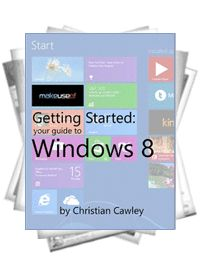 """The Ultimate Windows 8 Kit""  By downloading this free guide, you agree to receive regular updates on the latest cool apps, product reviews, and giveaways from MakeUseOf."