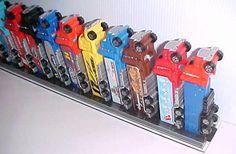 ShowTime PEZ Railway Displays