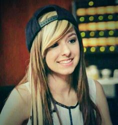 Christina Grimmie. I love her voice, her hair, her personality, I love all of herrrr