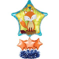 Creative Converting Balloon Centerpiece Kit Forest Fox -- You can get additional details at the image link.