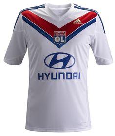 Camiseta Olympique Lyonnais chica