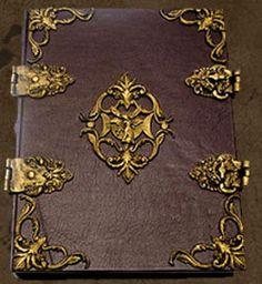Brahm's Bookworks, Faerie Moon Renaissance, Grimoire, Book of Shadows, fairy