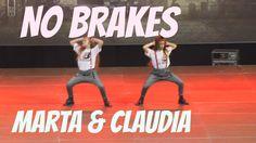Girls dancing hip hop - Marta & Claudia in No Brakes  1º puesto Urbance ...