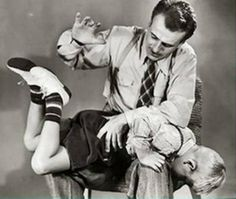 child rearing including spanking at home and at school, we sure knew how far we could push the rules, perhaps we should go back to this.