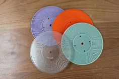 Techie DIY: Custom Fisher Price Records with 3D Printing