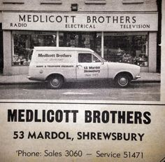 Medlicott Brothers Shrewsbury England, Medieval Town, Family History, Beautiful Places, Photos, Pictures, Posters, Photo Illustration, Poster
