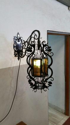 Wall lamp 4 rings