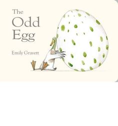 Now in available as an eggcellent board book!