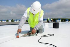 flat roof choices repair or replace flat roof expert pinterest