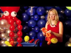 Balloon Art: How to Make a Simple Fish