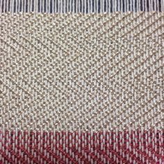 Woven sampler - Pointed twill by Kristin Crane
