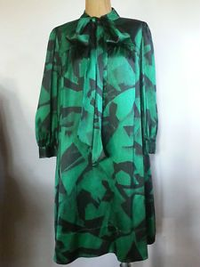 #NWOT #DKNY #Green #Swing #Dress Size 8 for sale on @eBay. #Fashion #Style #Deal #ShopSmall #SmallBizSat #Boutique