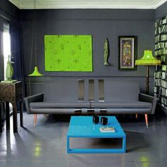 The All Black Sofa