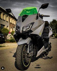 Tmax Yamaha, Yamaha Nmax, T Max 530, Z 1000, Applis Photo, Bike Life, Cool Bikes, Motorcycle, Custom Bikes