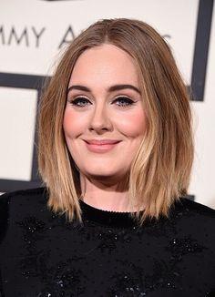 Adele at 'The Grammy Awards 2016'