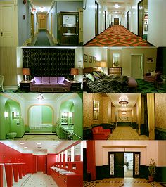 the shining interiors