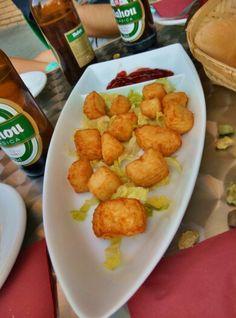 Queso frito #albacete