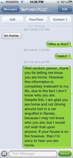 Ohdee ..relax bro the person texted the wrong number by mistake..are you that miserable with your life