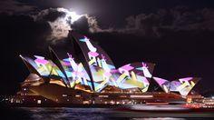 Vivid Sydney 2015 Time-lapse Compilation