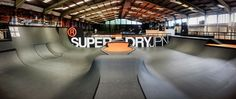 famous indoor skateparks - Google Search