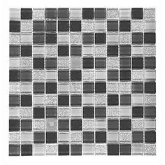 Information about Black Glitter Glass Mix Mosaic Tile Glitter Floor, Black Glitter, Mosaic Glass, Mosaic Tiles, Mosaics, Wall And Floor Tiles, Wall Tiles, Topps Tiles, Border Tiles