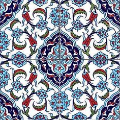 Everything related to Mosaic Art Turkish Tiles, Turkish Art, Portuguese Tiles, Moroccan Tiles, Ceramic Tile Art, Mosaic Art, Islamic Tiles, Islamic Art, Istanbul