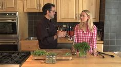 Cooking Classes: How to Use Herbs #kriscarr #crazysexykitchen #cooking #vegan
