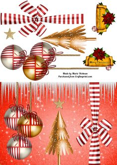 Made By Marie - New Christmas card at CUP http://www.craftsuprint.com/default.cfm?r=329897designer=1294