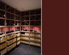 Objekt 188 : Weinkeller von meier architekten Meier, Divider, Room, Furniture, Home Decor, Storage Room, Wine Cellars, Glass Bottles, Breast Feeding